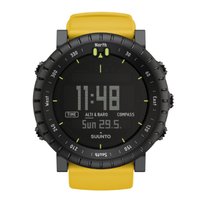 Ceas Suunto Core Yellow Crush