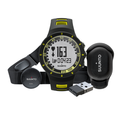 Ceas Suunto Quest Yellow Running Pack