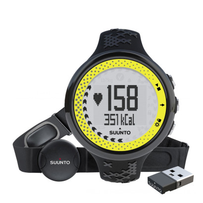 Ceas Suunto M5 Women Black/Lime Pack